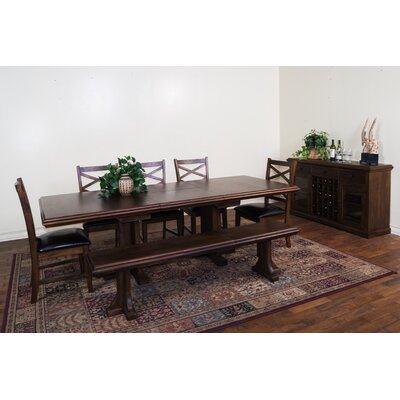 Birney Counter Height Extendable Dining Table