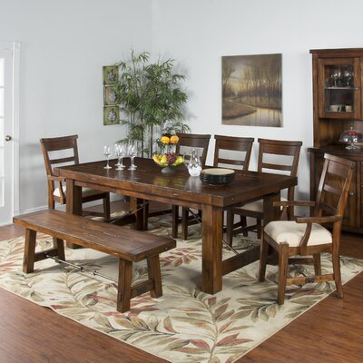 Hardin 8 Piece Dining Set