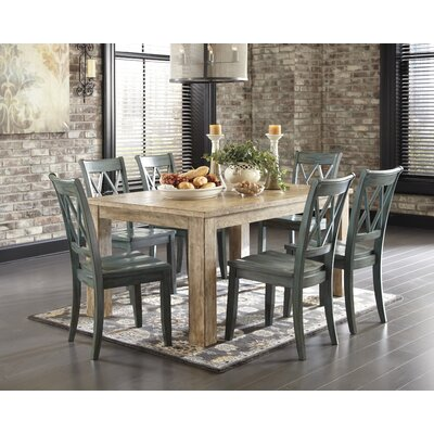 Castle Pines Dining Table Finish: Bisque