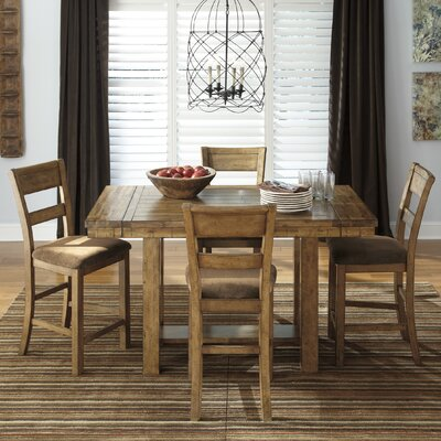 Cowley 5 Piece Counter height Dining Set
