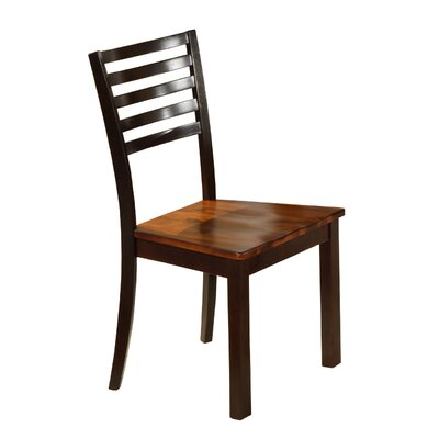 Holly Solid Wood Dining Chair (Set of 2)