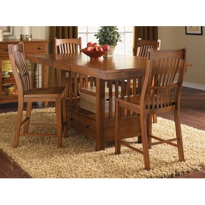 Corwin Pub Table Set