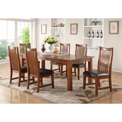 Fort Kent 7 Piece Dining Set