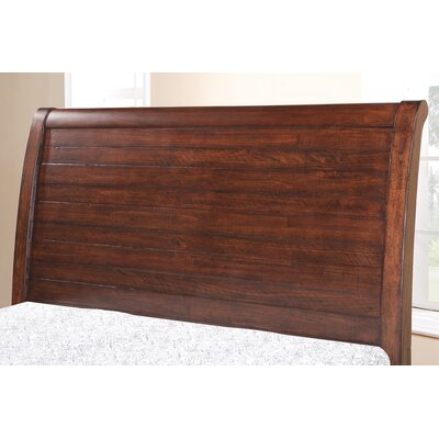 Baddeck Sleigh Headboard Size: California King