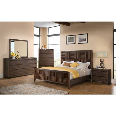 Worden Panel Customizable Bedroom Set
