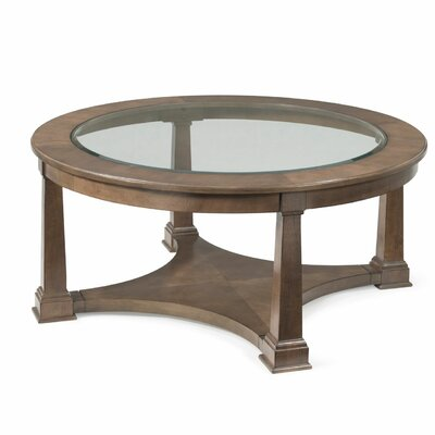 Hackmatack Coffee Table Size: 41 H x 41 W x 18 D