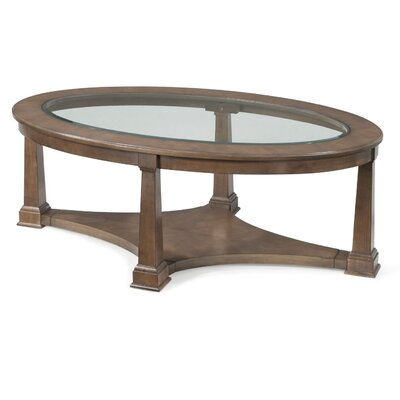 Hackmatack Coffee Table Size: 50 H x 30 W x 18 D