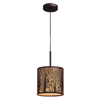 Coso 1-Light Mini Pendant