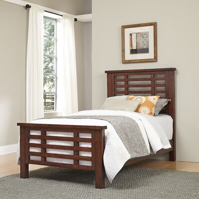Rockvale Twin Slat Bed