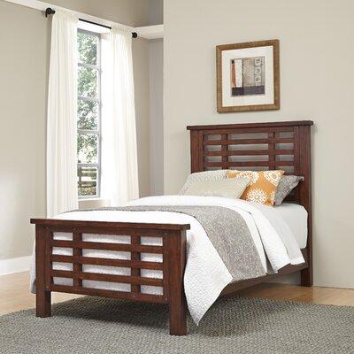 Rockvale Twin Slat Bed