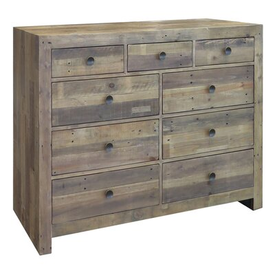 Norman 9 Drawer Dresser