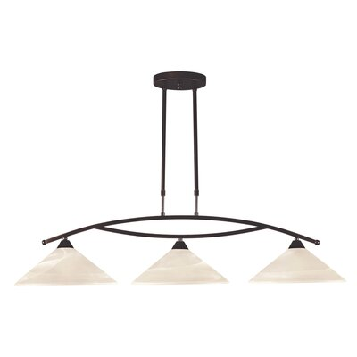 Ringwood 3-Light Kitchen Island Pendant