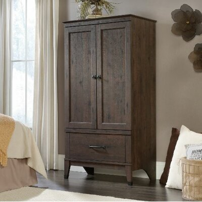 Chappel Armoire Color: Coffee Oak