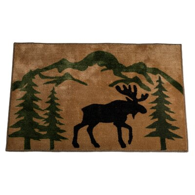 Southwest Arapahoe Chocolate/Tan Area Rug