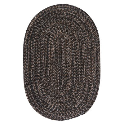 Abey Area Rug Rug Size: Oval 2 x 4
