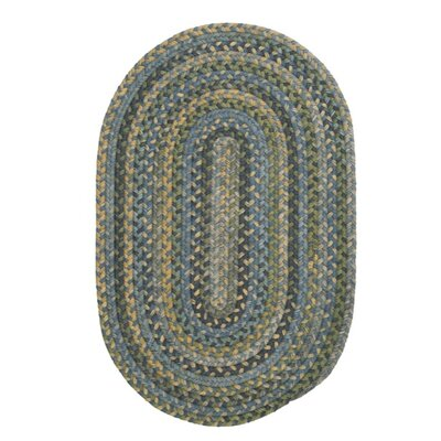Morris Blue Area Rug Rug Size: Rectangle 2 x 4