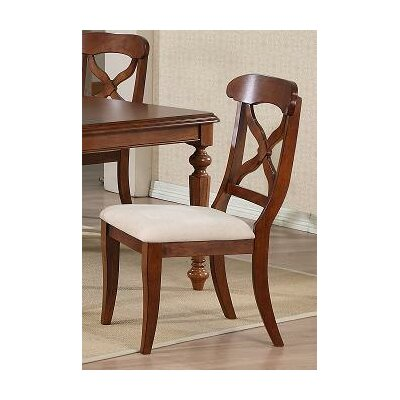 Lockwood Side Chair Finish: Chestnut