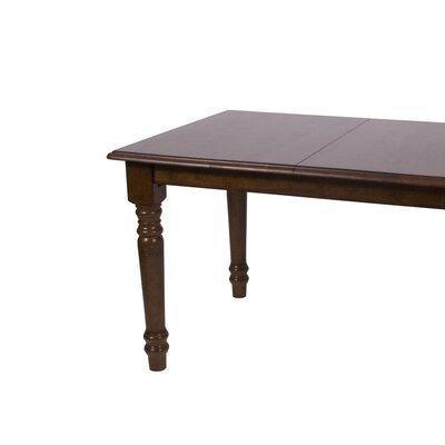 Lockwood Dining Table Base Finish: Chestnut