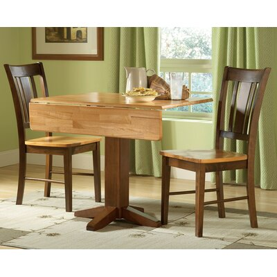 Pine Haven 3 Piece Drop Leaf Dining Set