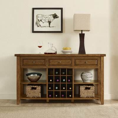 Ordway Buffet Finish: Moroccan Pine