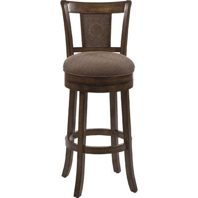 North Aurora 26 Swivel Bar Stool