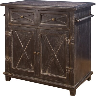 Medford Kitchen Island