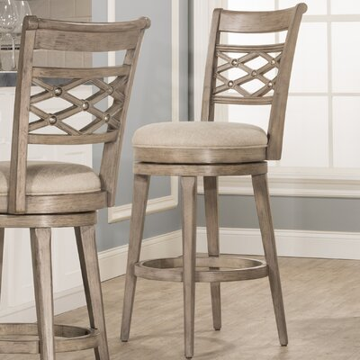 Healdton 26 Swivel Bar Stool