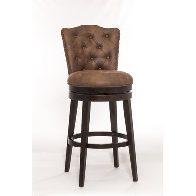Perham 30.5 inch Swivel Bar Stool