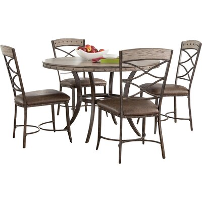 Luxton 5 Piece Dining Set