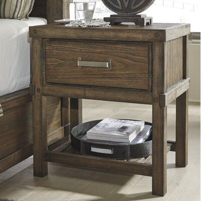 Belen 1 Drawer Nightstand