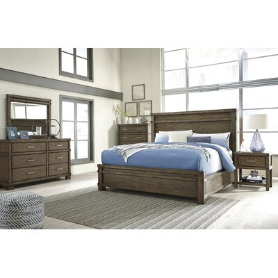 Belen Panel Customizable Bedroom Set