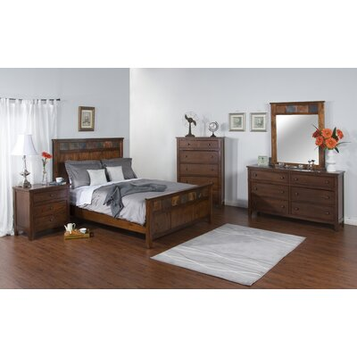 Goldfield Platform Configurable Bedroom Set