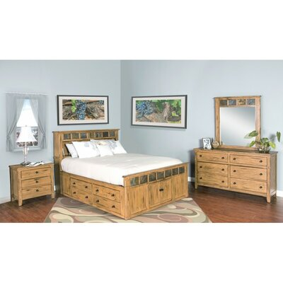 Framingham Platform Configurable Bedroom Set