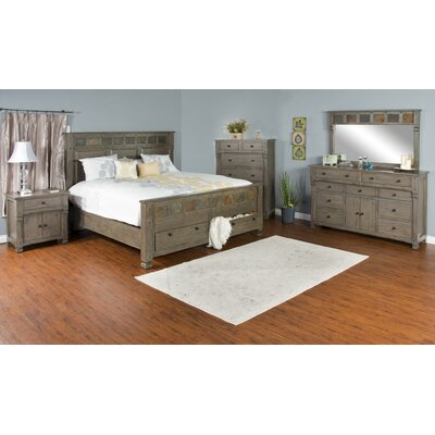 Packard Panel Customizable Bedroom Set