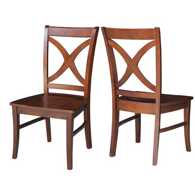 Redondo Solid Wood Dining Chair