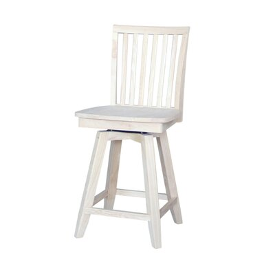 Rohnert Park 24 Swivel Bar Stool