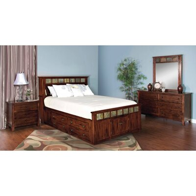 Goldfield Panel Customizable Bedroom Set