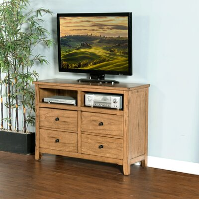 Framingham 4 Drawer Media Chest