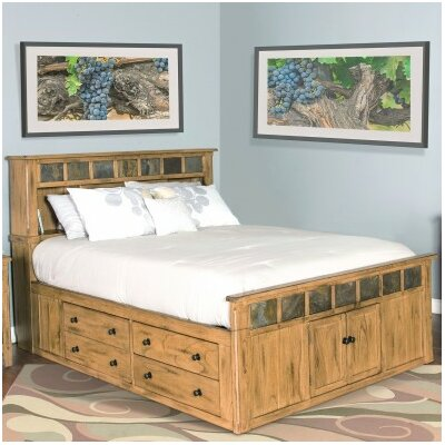 Framingham Storage Platform Bed Size: Queen