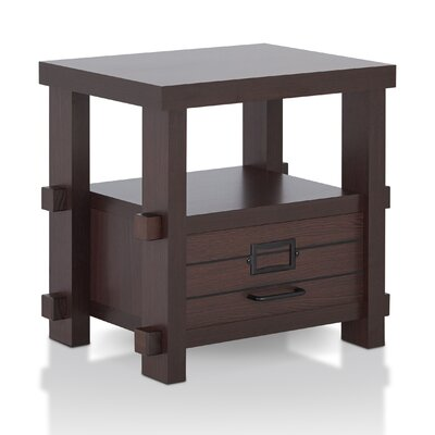 Del Norte End Table