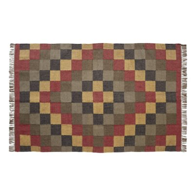 Redvale Area Rug Rug Size: 4 x 6