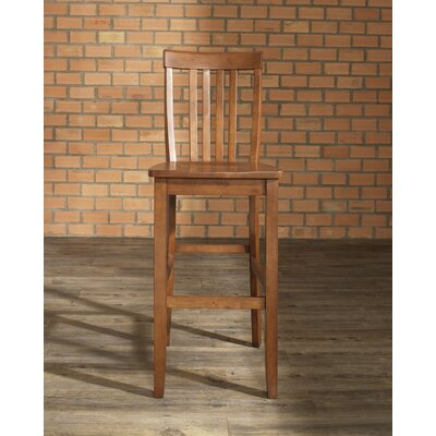 Beckman 30 Bar Stool Finish: Classic Cherry