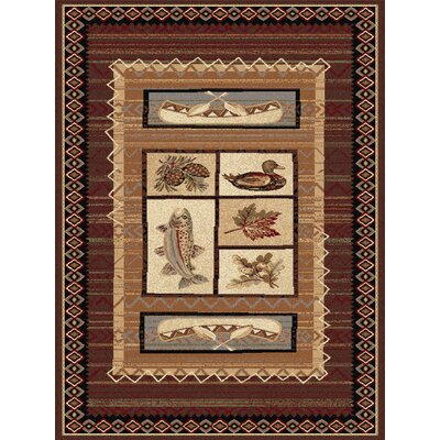 Niwot Brown Area Rug