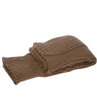 Whitewater-Kahnah Creek Throw Blanket