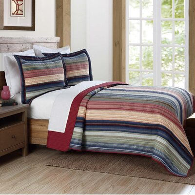 El Moro Quilt Set Size: Full/Queen