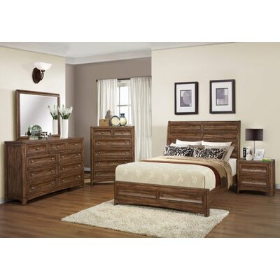 Lazy Acres Panel Customizable Bedroom Set