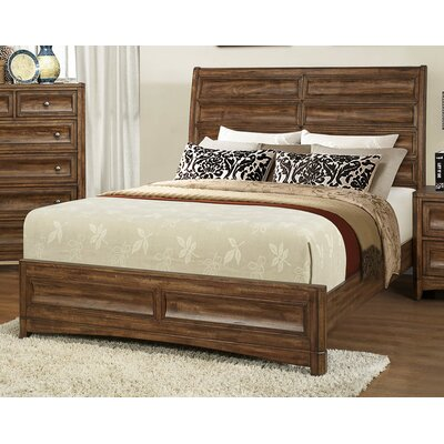 Lazy Acres Platform Bed Size: Queen