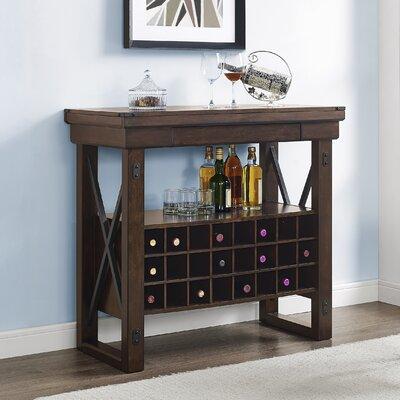Pawhuska Bar Cabinet