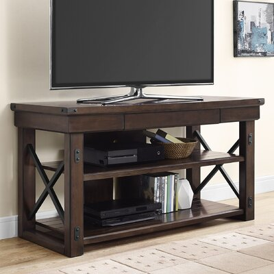 Gladstone 47.5 TV Stand Finish: Mahogany