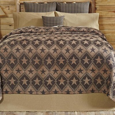 Hatchery Chenille Woven Coverlet Size: 103